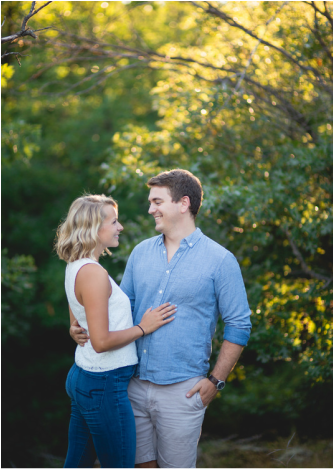 interstate park engagement session