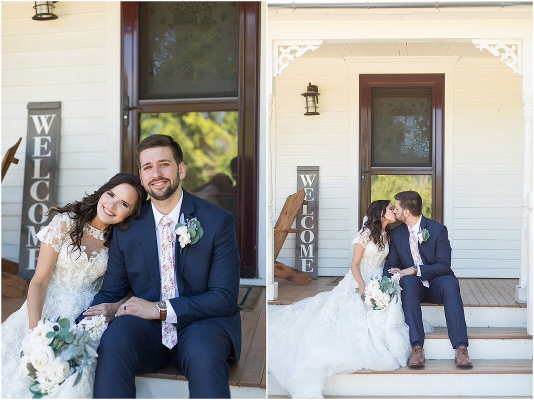wedding and portrait photographer in cottage grove mn
